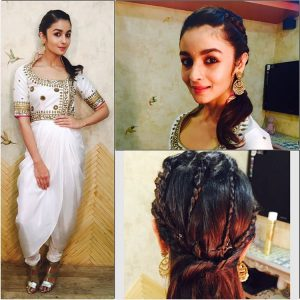 Alia Bhatt in Dhoti indo western dresses, bollywood actresses in indo western, actresses in dhoti style outfits, best dressed actress in dhoti indo western dress