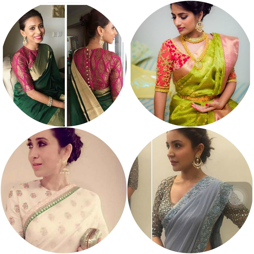 10 Best Saree Blouse Designs of 2019 – Must Have Saree Blouses