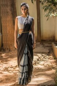10 Best Party Wear Saree Draping Styles – Party Saree Drapes