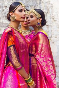 Top Indian Silk Saree Designers to Follow Trends