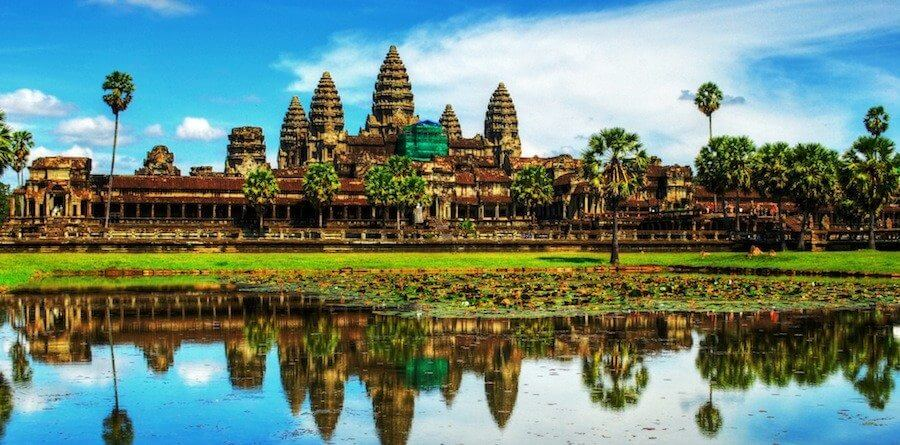 cambodia -best budget places to travel in 2018