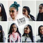 11 EASY Ways to Wear a Scarf Around Your Head & Neck
