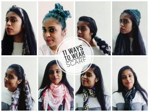 Read more about the article 11 EASY Ways to Wear a Scarf Around Your Head & Neck