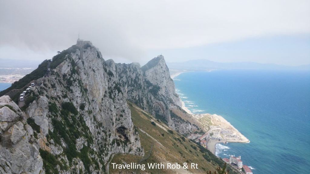 gibraltar rocks, gibraltar rocks cable car, gibraltar rocks tour, what to see at gibraltar,