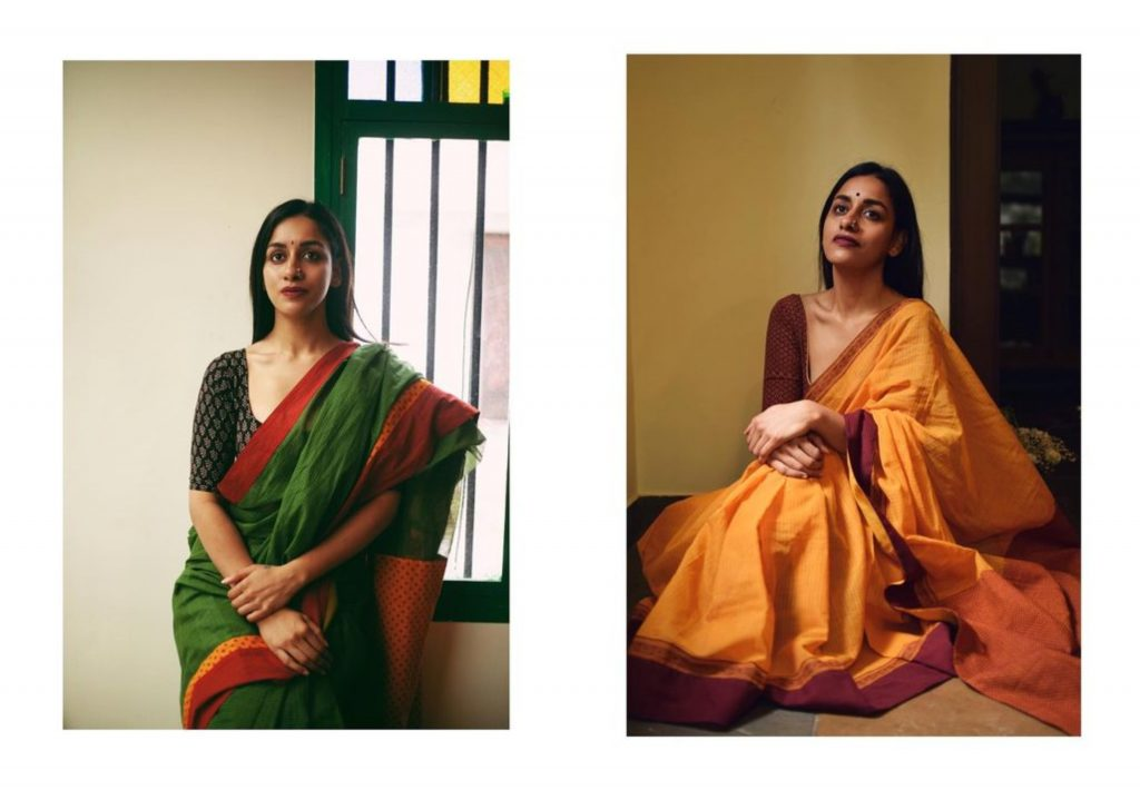 cotton sarees types