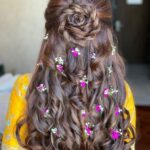 26 Trending Hairstyles for Sarees